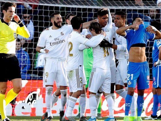 Foto: Real Madrid / EFE