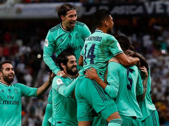 Foto: Real Madrid / Facebook Oficial