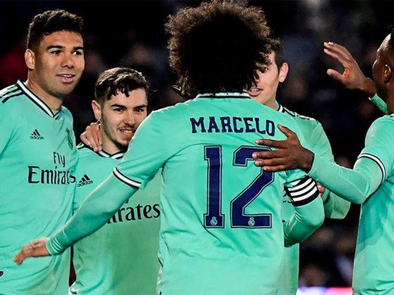 Foto: Real Madrid vs Unionistas / Facebook Oficial