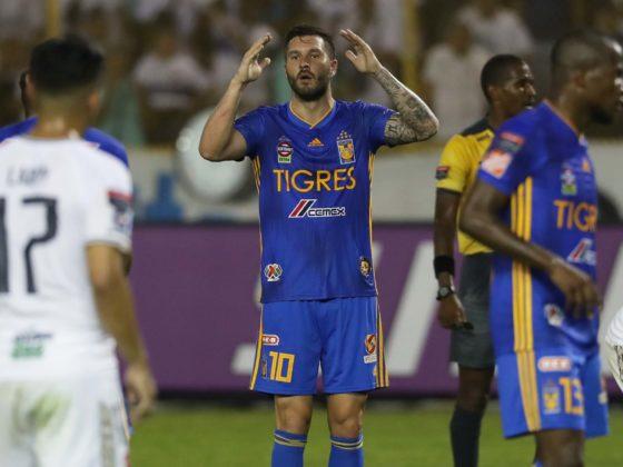 Foto: Alianza FC - Tigres UANL / EFE
