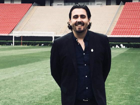 Foto: Amaury Vergara, presidente de Chivas / Twitter Oficial