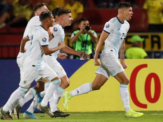 Foto: Selección Argentina Sub-23 / EFE