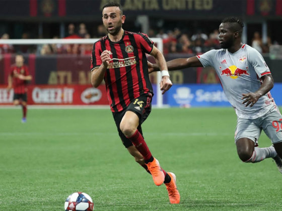 Foto: Atlanta United vs Red Bulls / Twitter MLS
