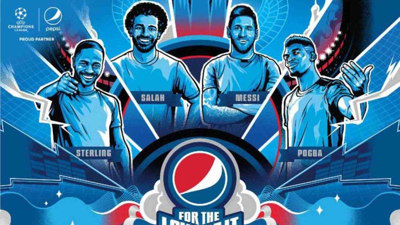 Campaña Pepsi