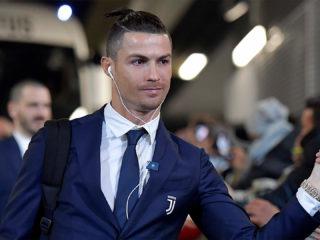 Foto: Cristiano Ronaldo, con Juventus / Facebook Oficial