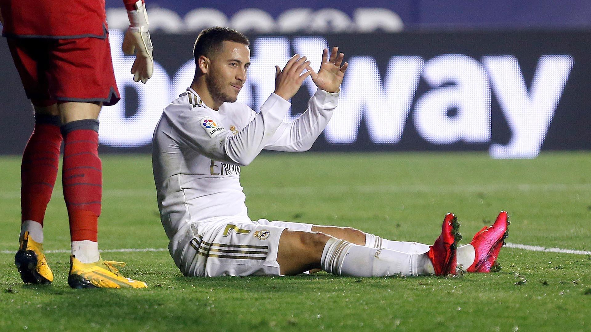 Real Madrid se mantiene cauteloso con la lesión de Hazard - UNANIMO Deportes