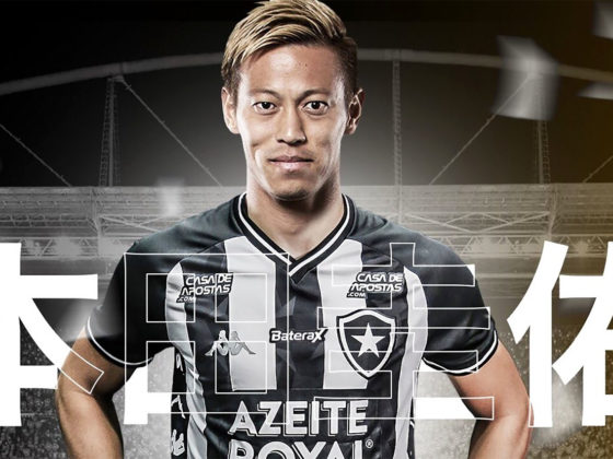 Foto: Keisuke Honda, de Botafogo