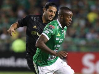 Foto: León vs Los Ángeles FC / EFE