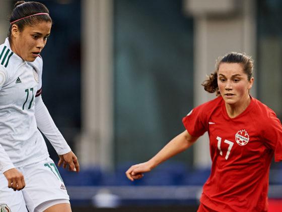 Foto: Mexico vs Canada femenil / sitio oficial CONCACAF