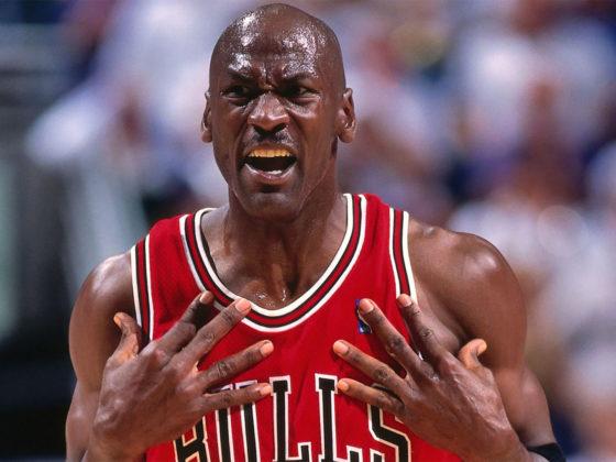 Foto: Michael Jordan, Chicago Bulls / Sitio Oficial