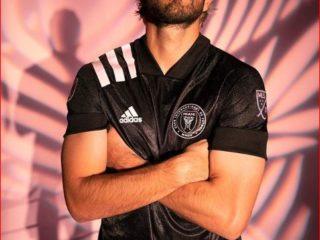 Rodolfo Pizarro. Foto: Instagram Inter Miami.