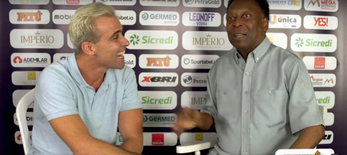 Edson Arantes Do Nascimento, Pele. Foto: YouTube.