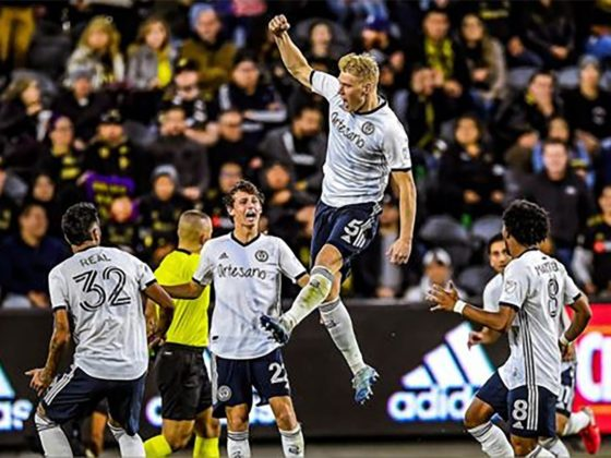 Foto: Jakob Glesnes, del Philadelphia Union / MLS
