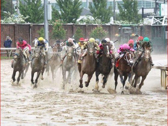 El Kentucky Derby fue suspendido. Foto: Archivo/ Instagram.