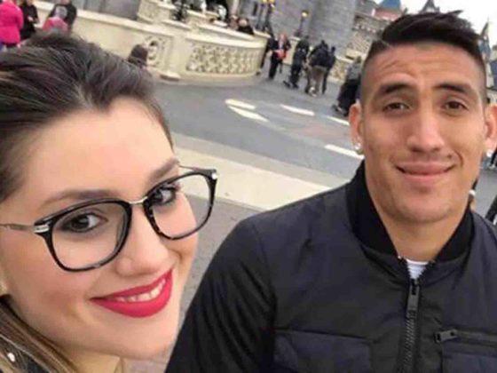 Melody Pasini y Ricardo Centurión