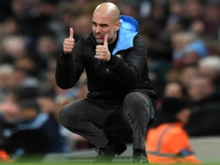 Foto: Pep Guardiola, DT del Manchester City / Facebook