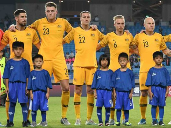 Selección de Australia