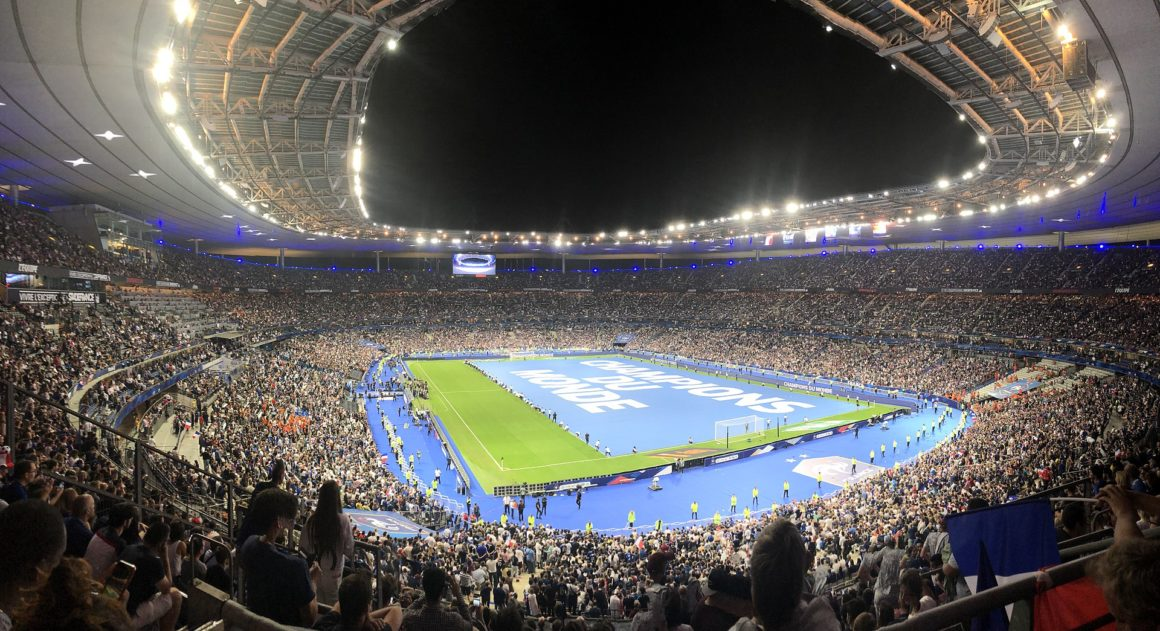 Stade de France. Foto: Archivo.