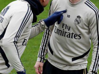 Camiseta del Real Madrid. Foto: EFE.