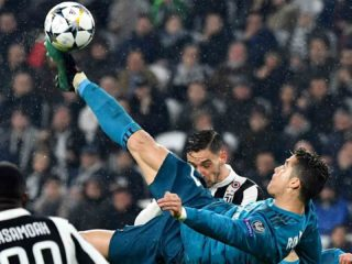 Foto: Cristiano Ronaldo, Real Madrid / EFE