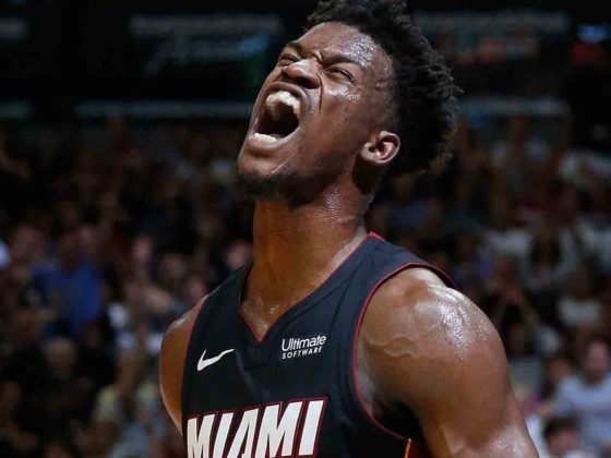 Foto: Jimmy Butler, del Miami Heat / EFE