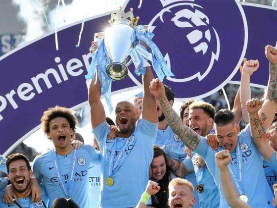 Foto: Manchester City, Campeón de la Premier League / Sitio Oficial