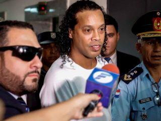 Foto: Ronaldinho / EFE