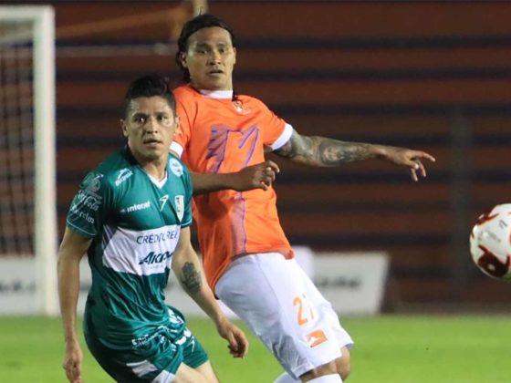 Foto: Zacatepec vs Correcaminos / Facebook Oficial