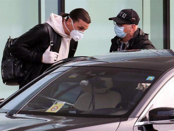 Se teme por la lesiómn de Zlatan en el AC Milan. Foto: EFE.