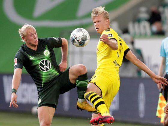 Foto: Erling Haaland del Borussia Dortmund / EFE