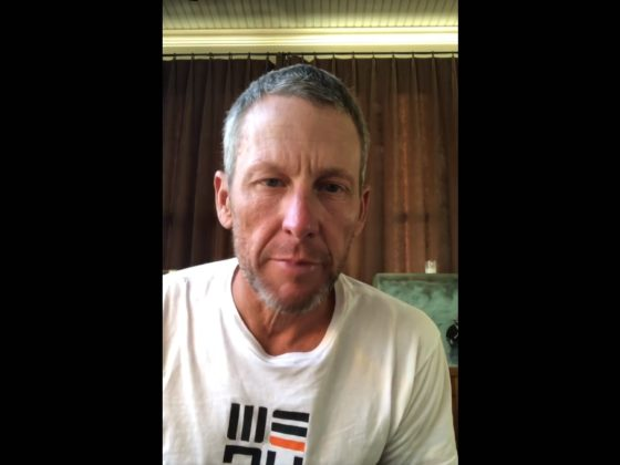Lance Armstrong. Foto: Instagram.