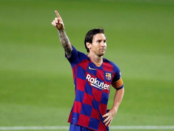 Messi. Leganés