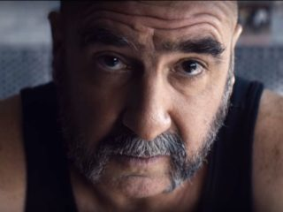 Eric Cantona. Foto: Netflix.