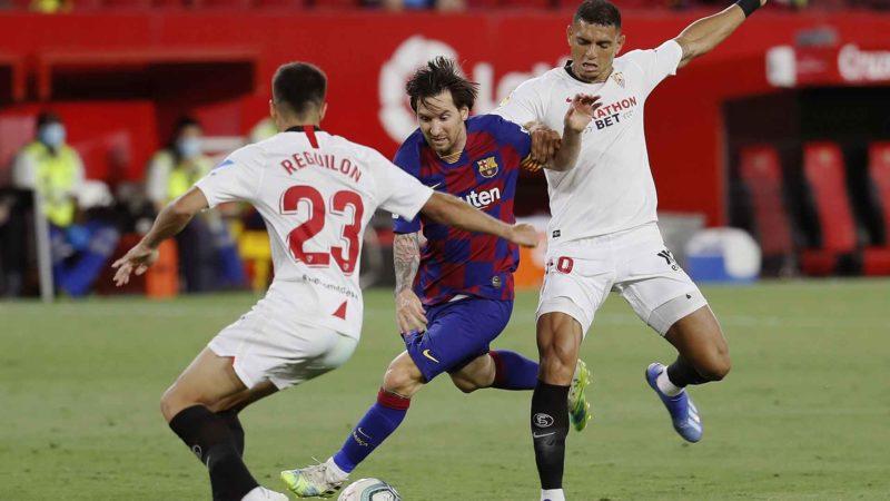 Lionel Messi Barcelona EFE