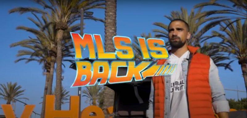 MLS, MLS Back, Back to the Furure