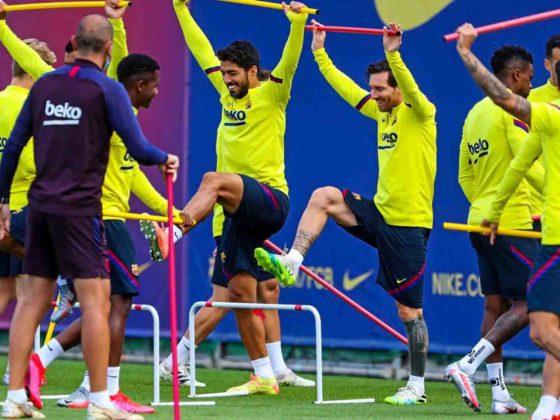 Lionel Messi, Luis Suárez, FC Barcelona