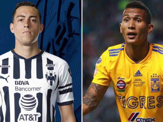 Rogelio Funes Mori y Francisco Meza
