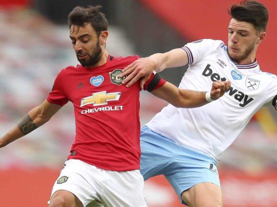 Foto: Manchester United vs West Ham / EFE