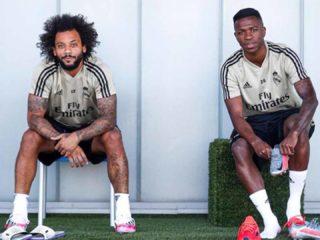 Marcelo y Vinicius