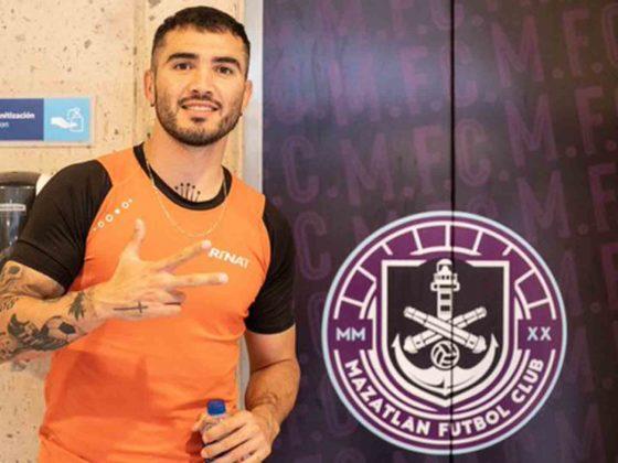 Mario Osuna, Mazatlan FC